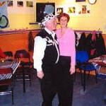 Linedanceclub - Dansend paar