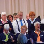 De Zoutkeet Singers - Koor close-up 1