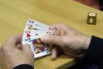 Klaverjasclub De Zoutkeet - Hand kaarten