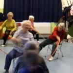 Seniorenfit - Groep zittend 1